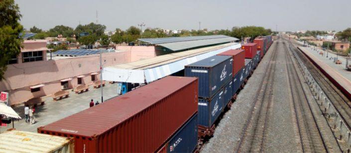 Marwar Railway Station (120KW - Rajasthan)