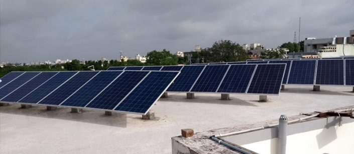 Bhavnagar University (185KW - Gujarat)
