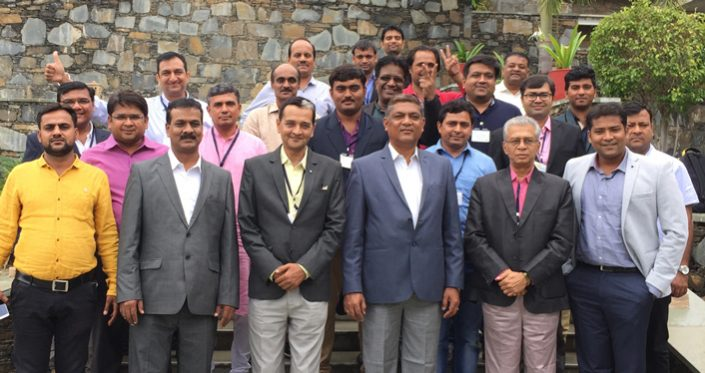 Business Associate Meet at Udaipur on 13/07/2017