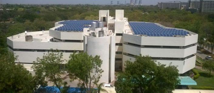 Krushi Bhavan Gandhinagar (125KW - Gujarat)