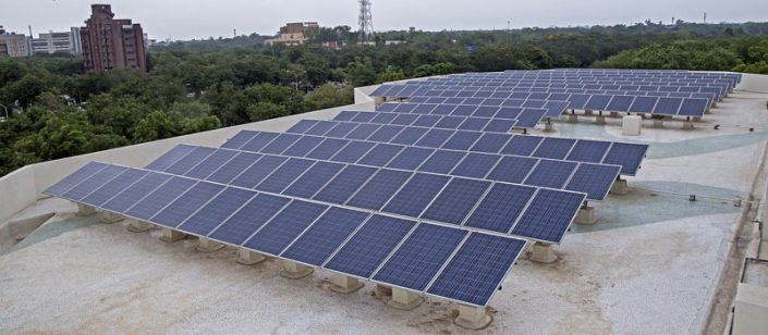 Civil Supply, Gandhinagar (100KW - Gujarat)